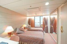 #MSCOpera #kabina s balkonom