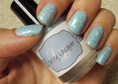 Never Gonna Give You Up: Sassy Lacquer Jack Frost