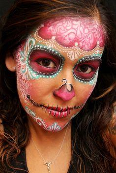 Vanessa Mendoza Illusion's Halloween Entry
