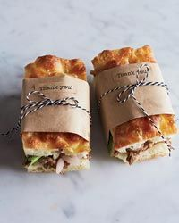 Need a way to show someone you care? Olive Avenue sandwich and your own wrapping! Fresh, local seasonal!