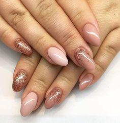 37 Glitter Nail design ideas