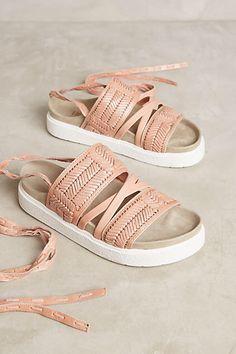 Inuikii Embossed Sport Sandals