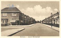 jacob marisstraat 1945 Historisch Centrum Leeuwarden - Schrans - Jacob Marisstraat