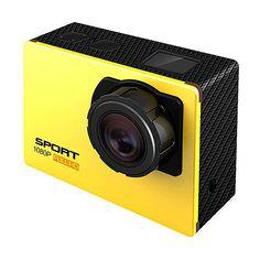 Full HD 1080p wifi 2.0 pulgadas cámara de deportes de acción del dvr del coche de 170 grados