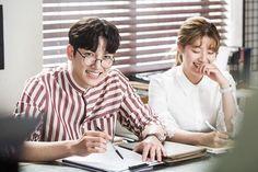 Ji Chang Wook, Nam Ji Hyun / /Suspicious partner