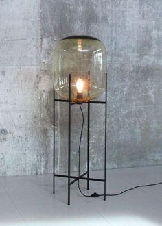 Oda Big vloerlamp | Pulpo - Sebastiaan herkner