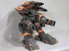 LEGO Mech   Lego Mecha, Archangel Michael - a photo on Flickriver