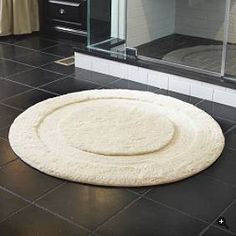 bath rugs httpmodtopiastudiocomchoosing the tropical - Designer Bathroom Rugs
