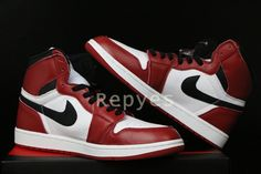Authentic Air Jordan 1 Chicago