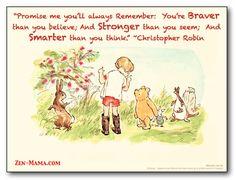 I love Winnie the Pooh in original version. I am a Pooh purist. Winnie The Pooh Pictures, Winnie The Pooh Quotes, Winnie The Pooh Friends, Disney Winnie The Pooh, Piglet Quotes, Disney Disney, Disney Dream, Tao Te Ching, Pooh Bear
