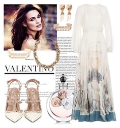 """""""Venice film festival"""" by sodaxd ❤ liked on Polyvore featuring Valentino"""