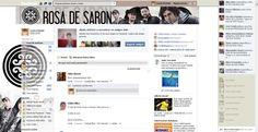 Tema para Facebook - Rosa de Saron 1