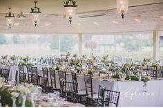 Alyssa Alkema - Glen Abbey Golf Club - vintage wedding - Blush and Bloom Flowers - milk glass - vintage tea cups - vintage decor