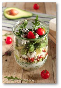 Shirazi Salad – My Salat Healthy Salad Recipes, Clean Recipes, Healthy Snacks, Vegetarian Recipes, Healthy Eating, Mango, Slow Food, Avocado Salad, Cherry Tomatoes