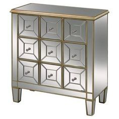 Kendall Mirrored Chest