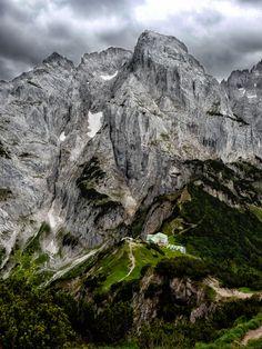 Wilder Kaiser, Kaisergebirge, Austria by Leonardo Regoll