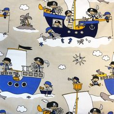 Let your little ones climb on-board with our adorable little pirates cot duvet cover set. Made from cotton, the density and strength of this duvet cover set is incredibly strong. Cot Bed Duvet Cover, Cot Duvet, Duvet Cover Sets, 100 Cotton Duvet Covers, Pirates, Pirate Theme, Bedroom Accessories, One Bedroom, Bedding Sets