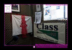El Delantal de la Mujer Sumisa : Nos Acompañan... Class FM