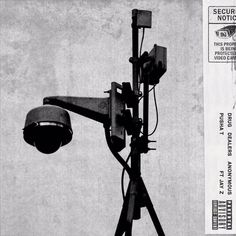 """Pusha T will be releasing his new album King Push later this year. He decides to premiere the first single vfrom the project titled """"Drug Dealers Anonymous"""" featuring Jay-Z. Produced by DJ Dahi. Listen to the music on page Best Songs Of 2016, Jay Z Lyrics, New Music, Good Music, Cover Art, Pusha T, Z New, News Track, Mp3 Song"""
