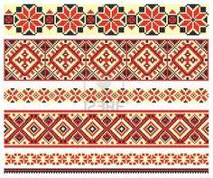 Résultats Google Recherche dimages correspondant à http://us.123rf.com/400wm/400/400/karakotsya/karakotsya1111/karakotsya111100151/11189105-brode-a-la-main-comme-une-bonne-au-point-de-croix-ukraine-motif-ethnique.jpg