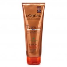 Sulphate-based products can irritate the skin and are widely used in shampoo and conditioner. L'Oreal Paris Hair Expertise EverSleek Smoothing & Moisture Shampoo is sulphate free and will keep your hair healthy!