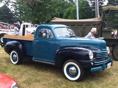 1948 Nash Pickup Truck ★。☆。JpM ENTERTAINMENT ☆。★。