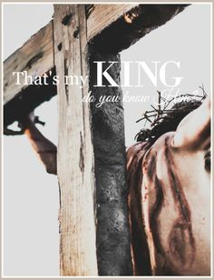 THAT& MY KING. The answer to this question is the difference between eternal life and death. God wants all to choose life! King Do, King Of Kings, King Jesus, Jesus Is Lord, Christus Tattoo, Jesus Loves Us, Pictures Of Jesus Christ, Resurrection Day, Home Quotes And Sayings