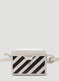 Off-White Diag Camera Bag Holiday Gift Guide, Holiday Gifts, Off White, Zip Around Wallet, Artisan, Creative, Bags, Xmas Gifts, Handbags
