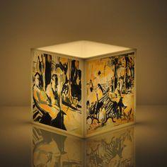 Candle In - CI 443x (2) de Maria José Cabral