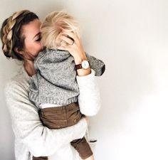 #moeder met #kind tof idee voor een fotoshoot! - Minime.nl