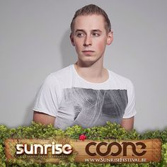 #coone will transform the Hard Dance area into a true battlefield of raging beats! #sunrisefestival