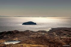 Serifos - by Nikos Atlidakis on Ancient Greece, Greek, Island, Landscape, World, Water, Outdoor, Block Island, The World