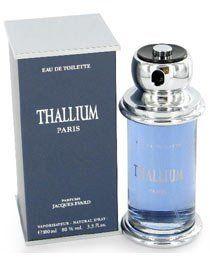 Thallium for Men Gift Set - 3.4 oz EDT Spray + 3.4 oz Shower Gel by Parfums Jacques Evard. $27.99. Save 49% Off!