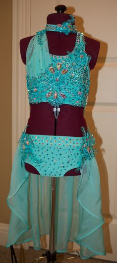 Lyrical Costume, I LOVE THIS COLOR
