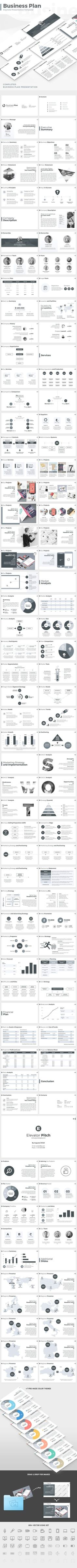 429 best Business Plan Template images on Pinterest in 2018 ...