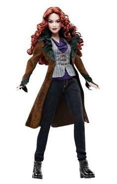 Victoria (Bryce Dallas Howard) from The Twilight Saga: Eclipse. Credit: Mattel/BarbieCollector.com