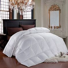 Shop for Cheer Collection Baffle Box Down Alternative Comforter. Get free delivery at Overstock.com - Your Online Down Bedding Store! Get 5% in rewards with Club O!