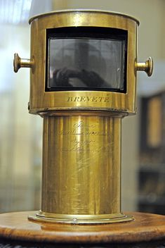 image of Tent Camera Obscura c. 1825