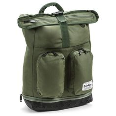 Smell Proof Messenger Backpack (Olive) Smell Proof Backpack 900 Denier  Nylon Flop Top Messenger 17f0c1825