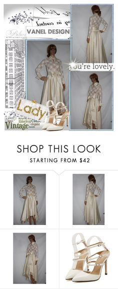 """""""Vanel Design"""" by k-lole ❤ liked on Polyvore featuring 1928"""