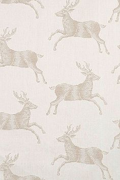 Our new woven Stag design for a bit of winter wonder! Emily Bond, Hall Wallpaper, Stag Design, Lounge Decor, Fashion Wall Art, Winter Wonder, Nautical Theme, Christmas Colors, Soft Furnishings