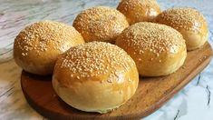 Булочки для Бургеров(Очень Вкусные)/Burger Buns/Пошаговый Рецепт