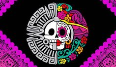 ImageFind images and videos about mexico, dia de muertos and the catrina on We Heart It - the app to get lost in what you love. Los Muertos Tattoo, Mexico Tattoo, Art Chicano, Day Of The Dead Artwork, Mexico Day Of The Dead, Mexican Art Tattoos, Steampunk Halloween, Art Tribal, Quilled Paper Art