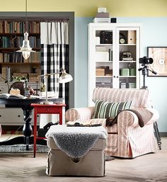 Get a comfy seat all to yourself. Armchairs are all about individual comfort…