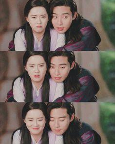 Korean Drama Series, Korean Drama Quotes, Hwarang Taehyung, Go Ara, Ace Card, Best Kdrama, Park Seo Joon, Under The Rainbow, Drama Fever