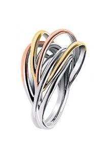 Calvin Klein Crisp Ladies Ring Size 6 OR 8 | eBay