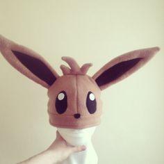 Homemade pokemon hat- eevee