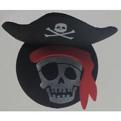 Your WDW Store - Disney Antenna Topper - Pirates of the Caribbean Black Hat