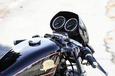 Manners Harley-Davidson cafe racer 4