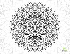 Life flower http://dicebird.com/life-flower-free-coloring-pages-for-adults/
